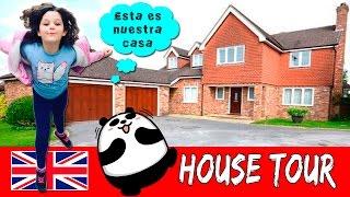 HOUSE TOUR * Nuestra CASA en INGLATERRA
