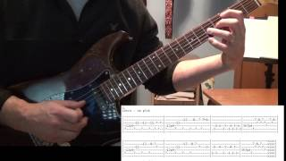 Ronald Jenkees' Guitar Sound Tutorial Part1/4