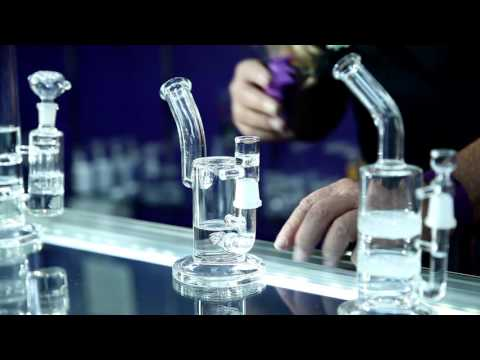 Ed from Hempy's Demonstrates 14 Different Water Pipes