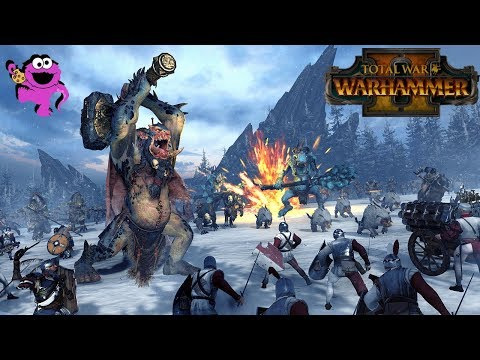 Total War Warhammer 2 – Norsca Reveal Trailer, Full Army Roster, Units, and Legendary Lords Analysis