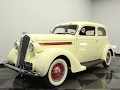 681 TPA 1936 Plymouth 2 Door Touring Sedan