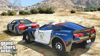 GTA 5 MODS LSPDFR 939  - HIGHWAY PATROL!!! (GTA 5 REAL LIFE PC MOD)