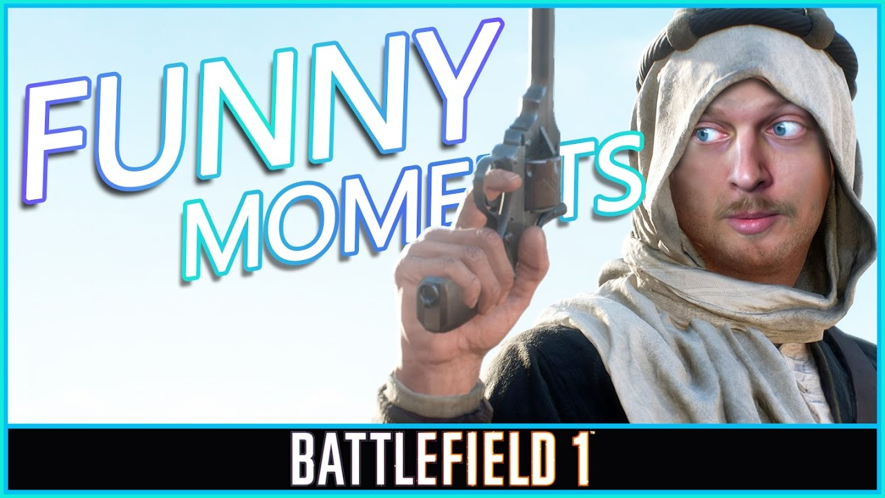 Battlefield 1 Funny Moments [BF1 Operations Gameplay] ◄ Tank Hunting, Zeppelin Fun, & Explosions! ► - Battlefield 1 Funny Moments [BF1 Operations Gameplay] ◄ Tank Hunting, Zeppelin Fun, & Explosions! ►