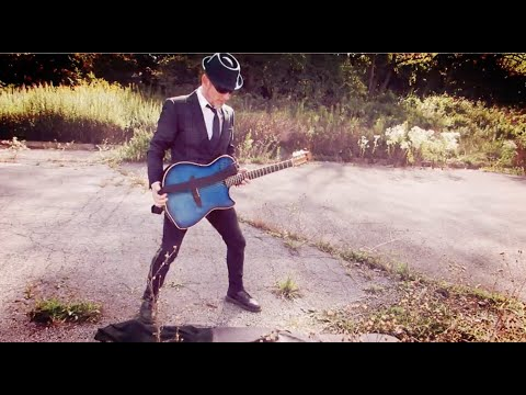 Guitarmy of One - Perry Mason Exoneration (Music Video)