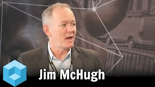 Jim Mchugh, Cisco | VMworld 2015
