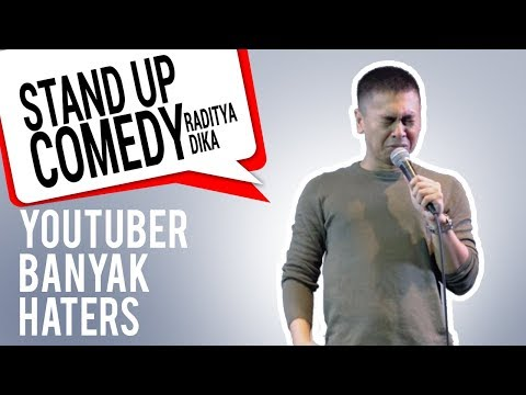 SUCRD - YOUTUBER BANYAK HATERS