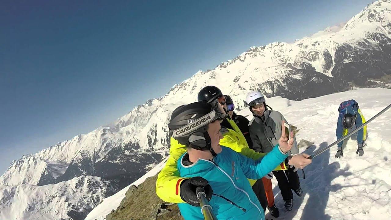 A day in st. anton am arlberg