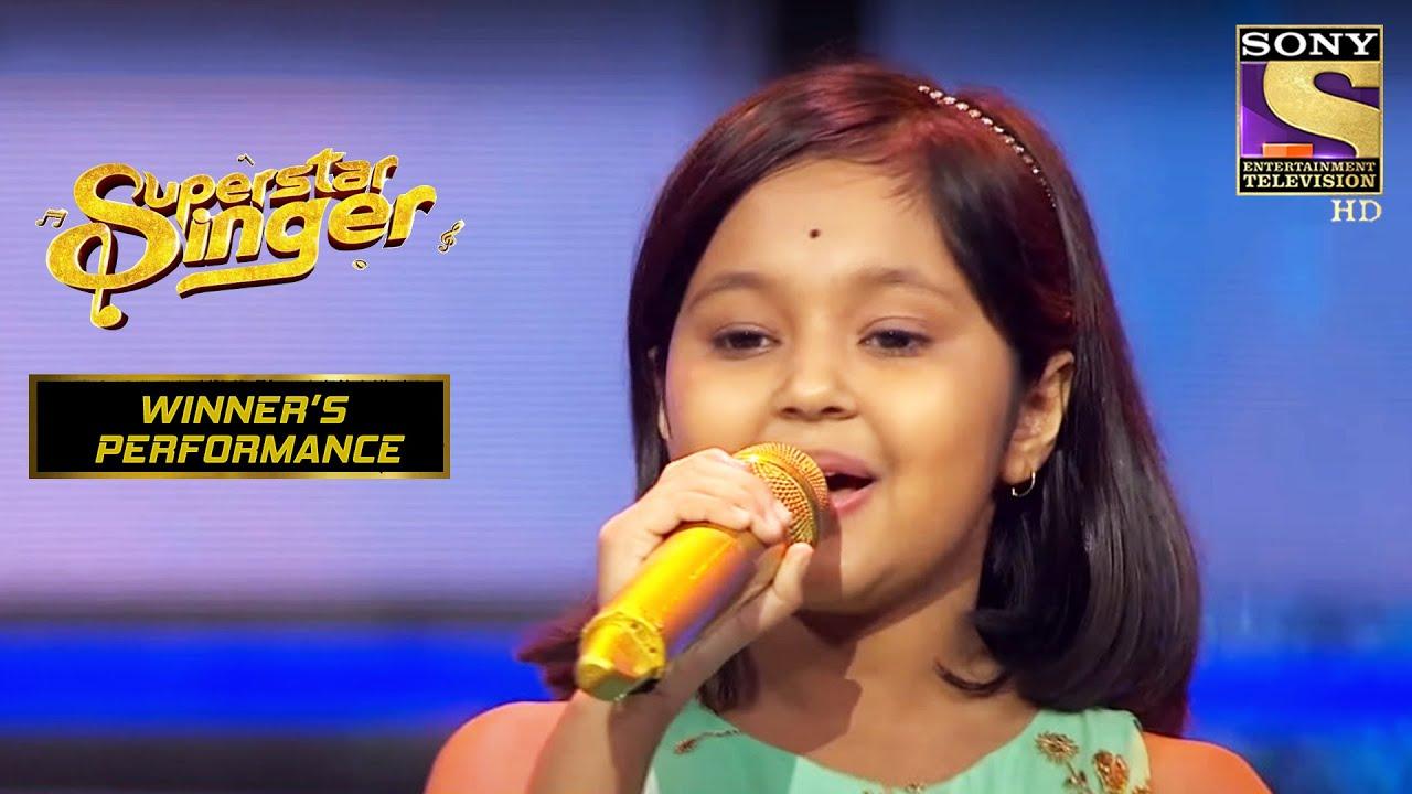 Download Priti ने दिया Melodious Performance   Super Star Singer I Winner's Performance