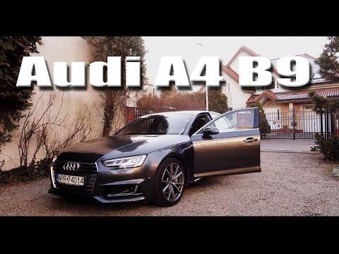 2016 AUDI A4 B9 Quattro 2.0 TFSI (252 hp) Review [PL] Recenzja Prezentacja Test PL