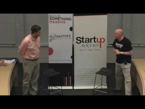 Bob Dorf (Startup Owners Manual) at Startup Grind Toronto
