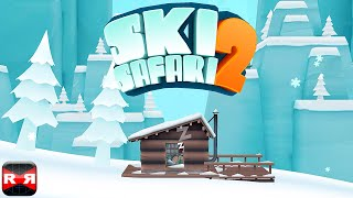Ski Safari 2 (By Sleepy Z Studios) - iOS / Android - Gameplay Video