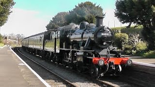 West Somerset Railway - Spring Steam Gala - Thursday 26th March 2015