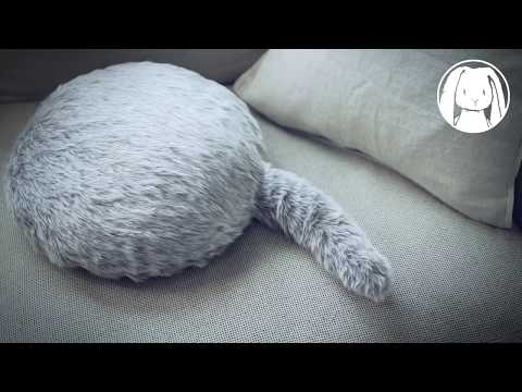 Steve-O - A Cat Tail Pillow is Perfect For Anyone Missing Out on Cat Cuddles