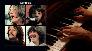 Across The Universe - The Beatles Piano cover (Sheet music soon available)