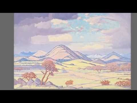 Collection of rare Pierneef paintings under the hammer
