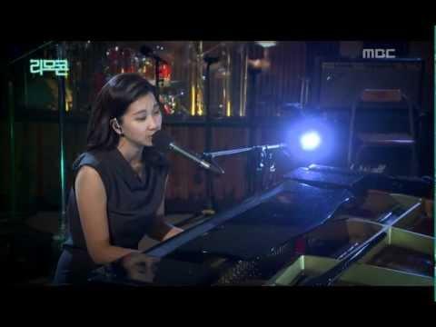 Jang Yoon-ju - Healing, 장윤주 - 힐링, Remocon 20121205