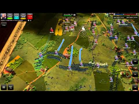 Ultimate General: Gettysburg - An Epic Engagement - Union LP (5/6)