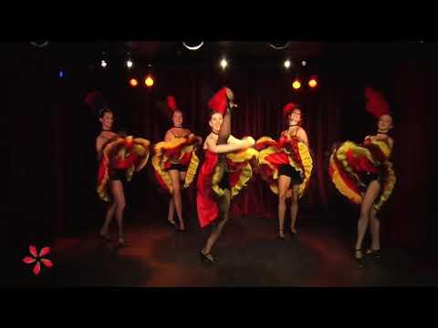 Spectacle Cabaret pour votre événement - french cancan | PPS CANADA