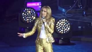 Celine Speaks Tagalog (Maraming Salamat) + Message To Her Fans [Celine Dion Live in Manila 2018]