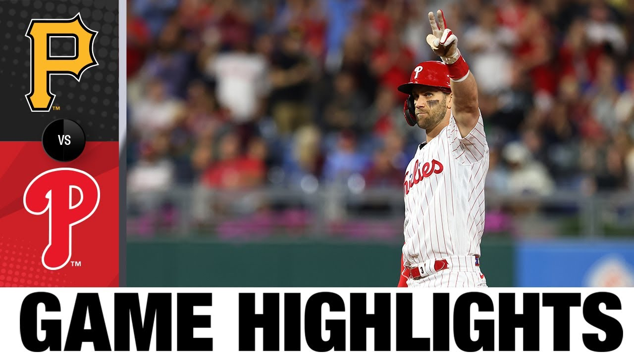 Download Pirates vs. Phillies Game Highlights (9/24/21) | MLB Highlights
