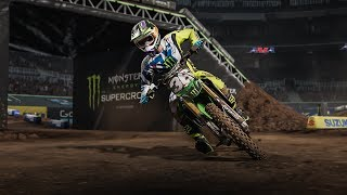 Monster Energy Supercross | St. Louis Gameplay