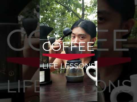Coffee Life Lessons