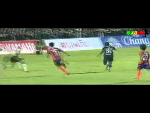 Franck Opoku Acheampong Vs Thai port FC Vol.1