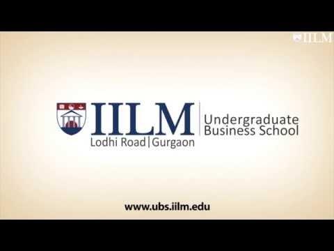 IILM Undergraduate Business School