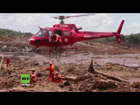 Zahl der Toten nach Dammbruch in Brasilien steigt auf 84