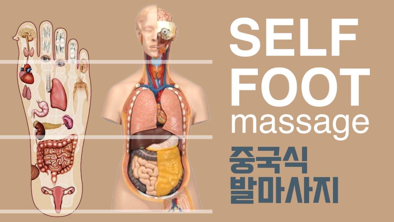 🌎 cc) 발에는 인체가 담겨있다, THE FEET REFLECT THE HEALTH OF BODY, 노폐물 배출과 기혈상승