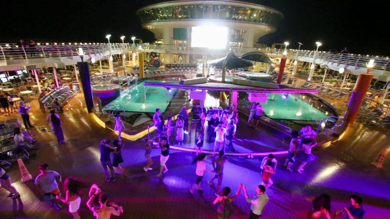 DWF 2016 Salsa Cruise Party