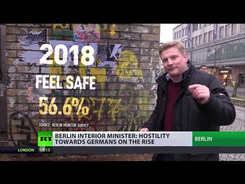 'Perception of danger could become reality': Native Germans feel unsafe in Berlin due to hostility