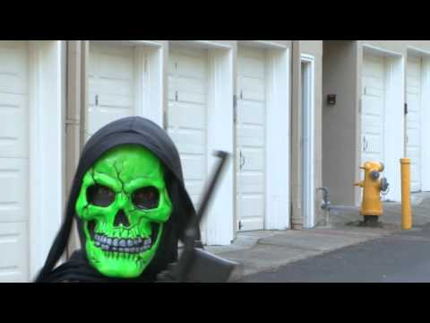 Atomic Skeleton Costume Test