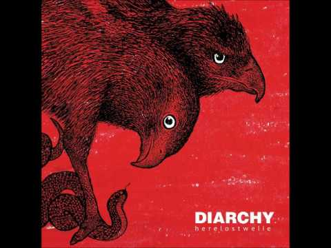Diarchy - Here Lost We Lie (Full Debut Album 2017 )