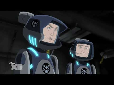 Ultimate Spider-Man | Itsy Bitsy Spider | Disney XD