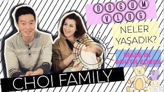 출산 & 신생아집중치료실⎟Güney Kore'de Doğum & Neler Yaşadık⎟NICU in S. Korea [Choi Family #43]