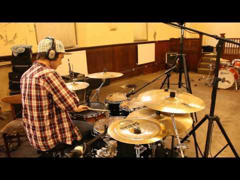 Jason Mraz - Butterfly (Drum Cover)