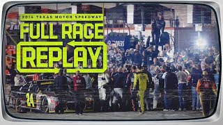 NASCAR Classic Race Replay: Jeff Gordon, Brad Keselowski fight after 2014 Texas playoff race