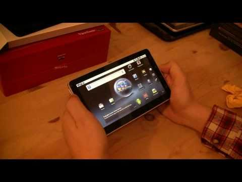 Viewsonic Viewpad 7 Review - 7-inch Android 2.2 tablet