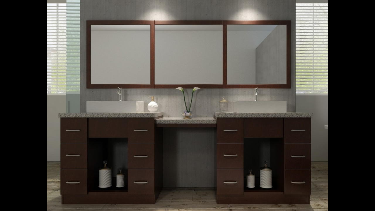 Modern Bathroom Vanities With Vessel Sinks Design Ideas