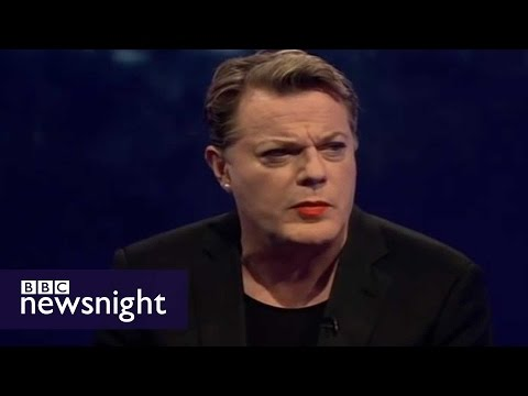 Eddie Izzard on Robin Williams  night