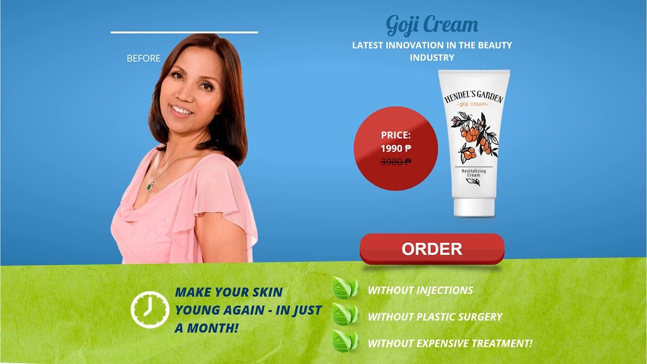 Goji Cream Philippines