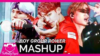 A.C.E x BTS x EXO - 'Savage /Under Cover / Mic Drop /Love Shot' MASHUP