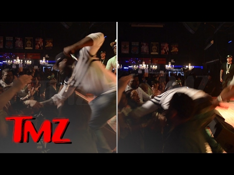 50 Cent Punches Super Aggressive Fan   TMZ