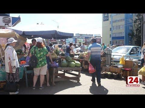 Почему опасно покупать продукты на улице ?