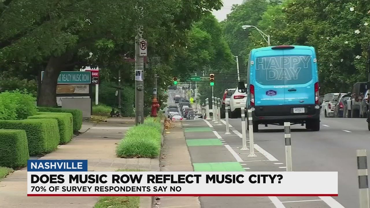 WSMV-TV NBC News: Does Music Row Reflect Music City?