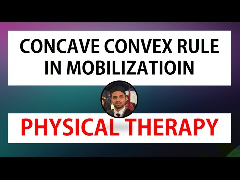Concave convex rule in Mobilization techniques by Faysal Mehboob