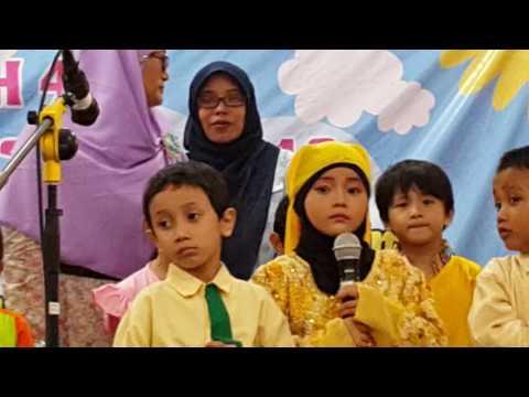 Lagu Perpisahan - TK Aisyiyah 45 Surabaya 2016