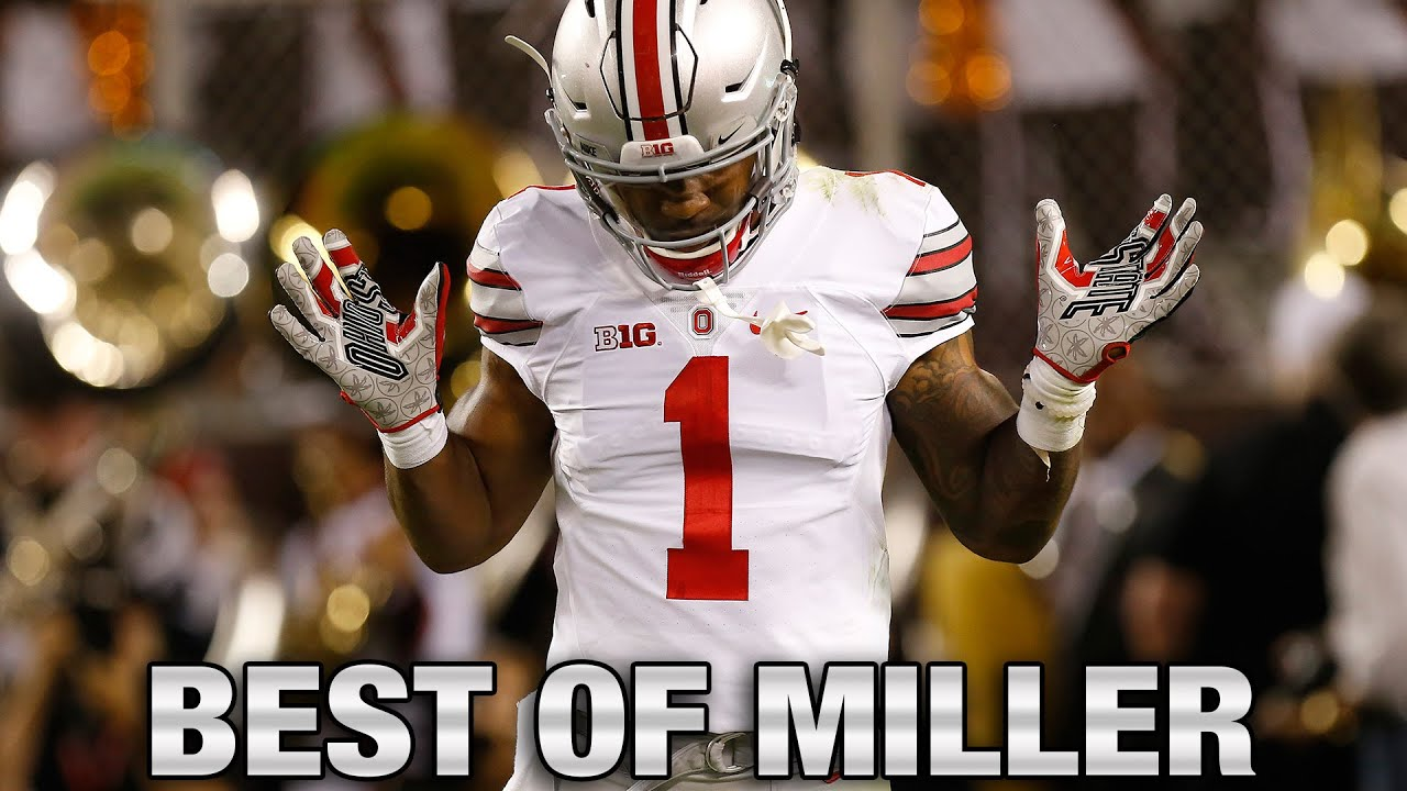 ohio state s braxton miller best plays vs virginia tech