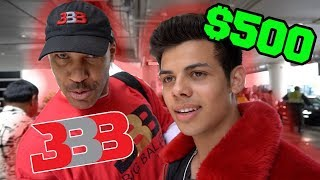 BIG BALLER BRAND are giving me $500 FREE sneakers ?! (Lavar Ball)